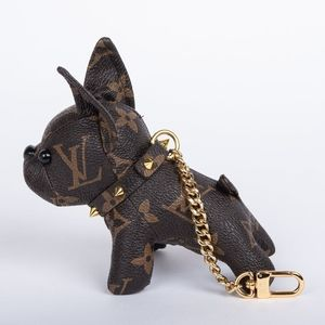 Bull Dog Keychain